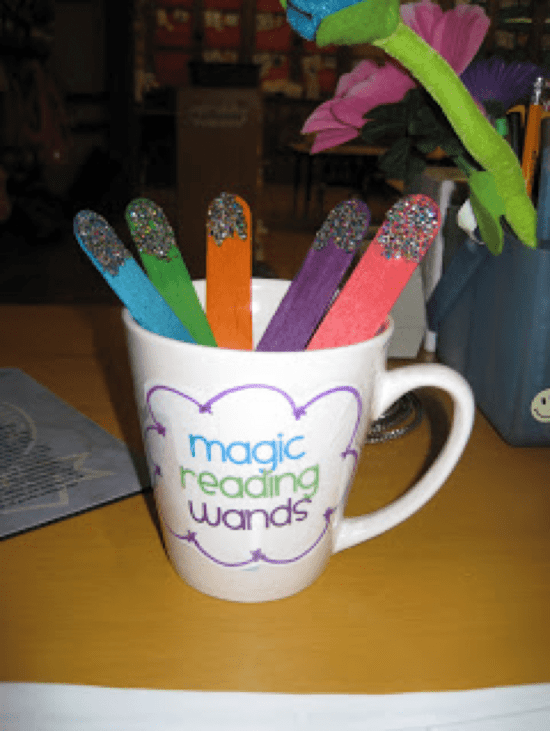 ZB Magic Reading Wands
