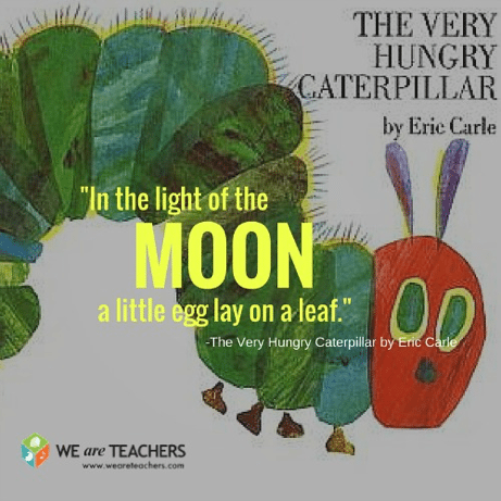 ZB The Very Hungry Caterpillar