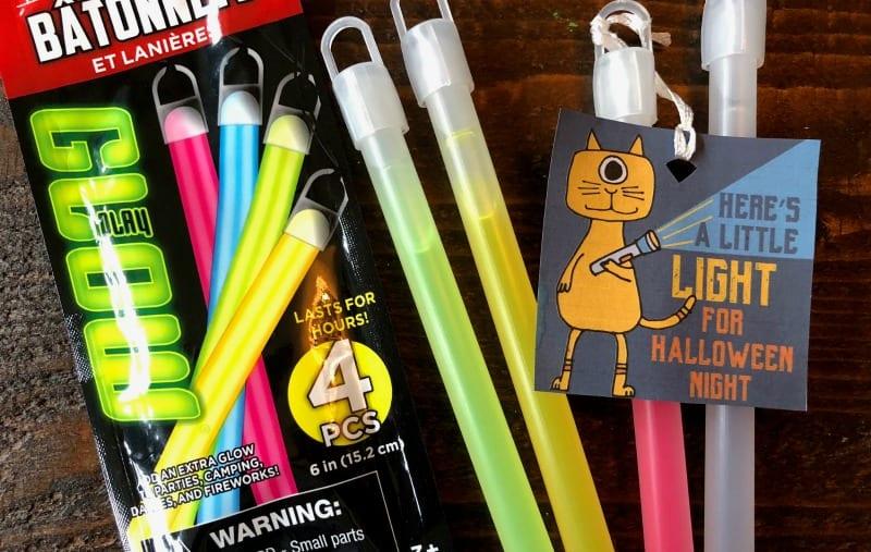 WeAreTeachers Glow Sticks