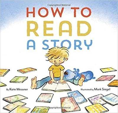 books about reading: how to read a story