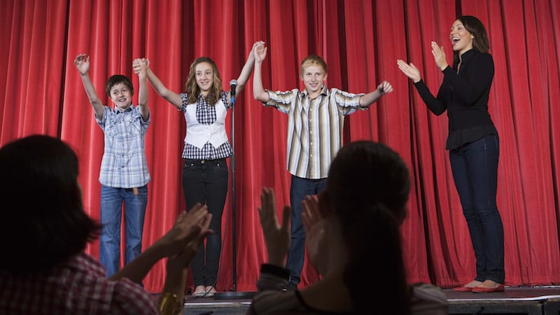 Image result for talent show in middle school