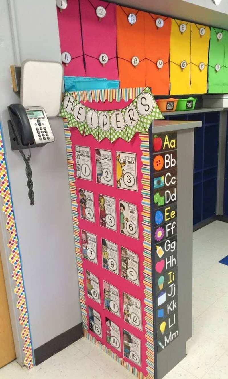 Classroom Decoration Cute ~ Flexible fun and free classroom job chart ideas