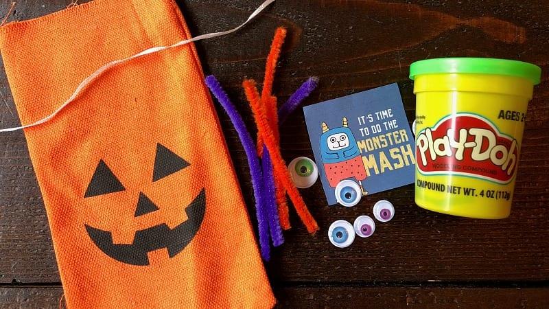 Monster Mash Halloween Treats