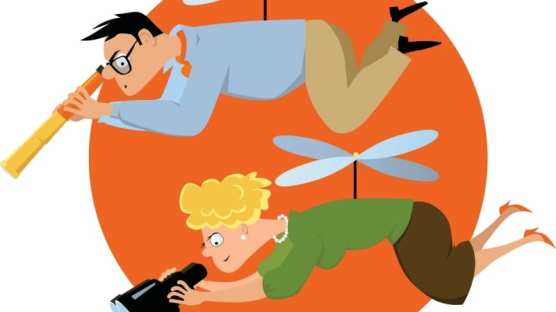 Dear Helicopter Parents: Please Stop