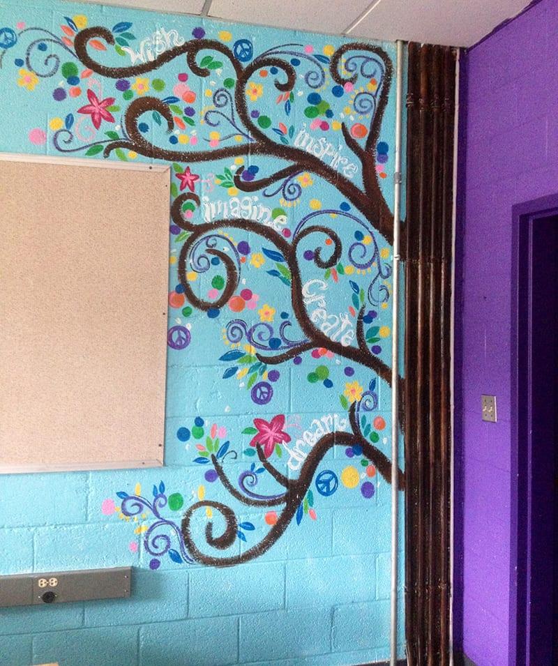How Teachers Can Conquer Their Cement Classroom Walls
