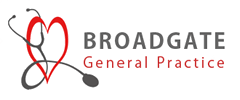 broadgate GP logo