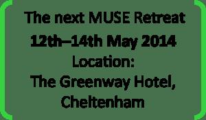 Next event-muse