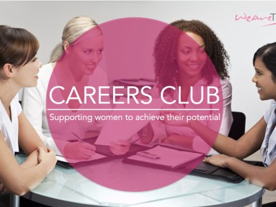 Careers Club banner
