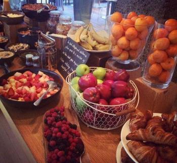 Sanderson Hotel Breakfast Image