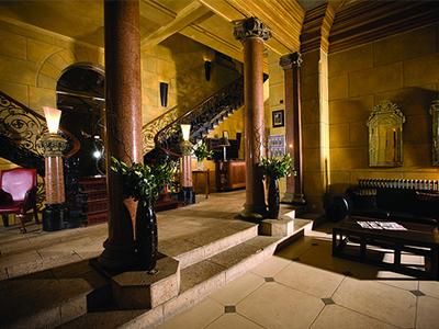 Hotel Du Vin Birmingham reception-featured