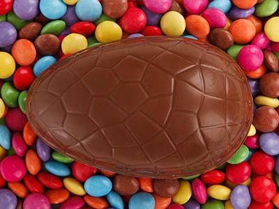 Smartie Easter Egg