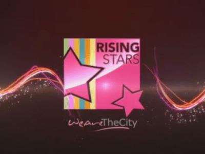 Rising Star Film footage