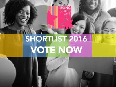 Rising Star awards Shortlist - vote now