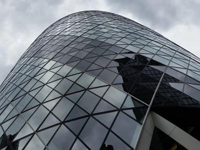 The Gherkin in London