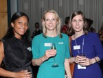 Rising Star Winners networking