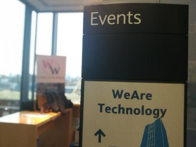 WeAreTech: Women Conference
