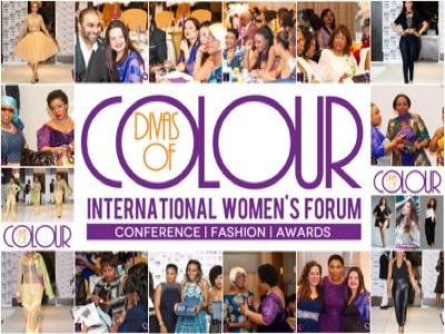 Divas of colour logo