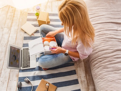 working from home, balancing career and home life featured