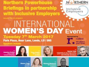 International Women's Day event @ Park Plaza Leeds | England | United Kingdom