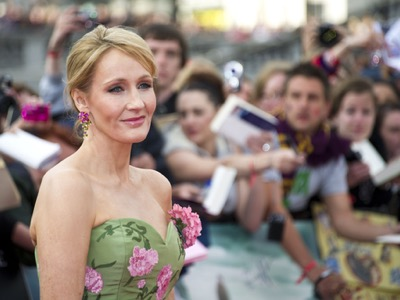 j.k rowling, world book day featured
