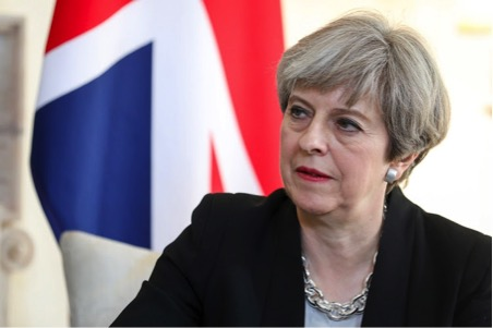 European Union rejects British PM's claim of election meddling