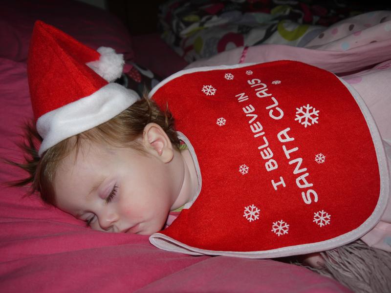My 2nd Christmas – 2011.