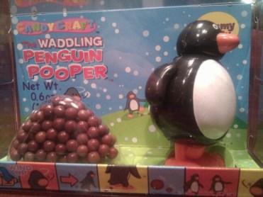 penguin pooper