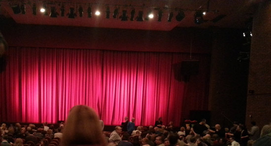My First Ever Ballet Show – Broxbourne Civic Hall!!