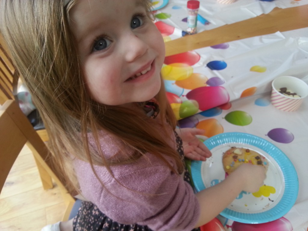 My First Birthday Party – Penny Is 3