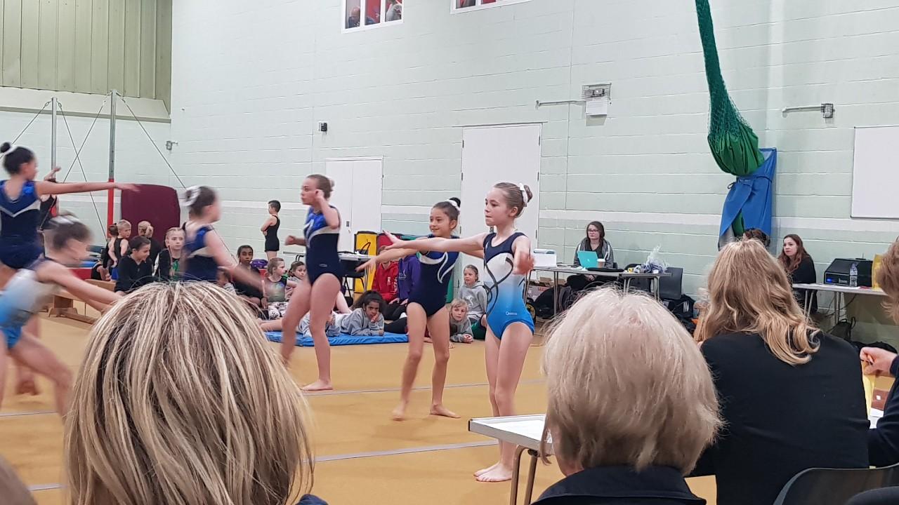 SAADI Gymnastics Competition @ Redbourn Recreation Centre