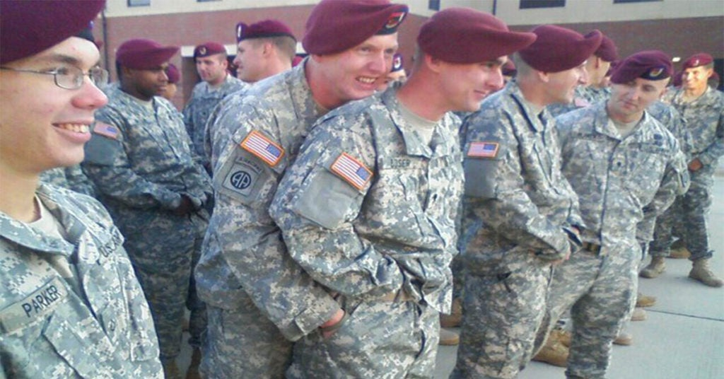 7 military regs service members violate every day