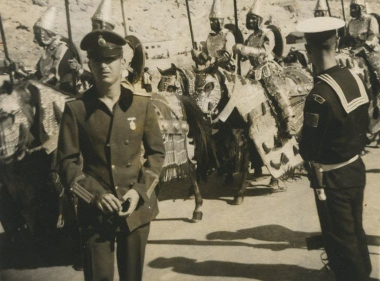 The first Muslim Green Beret was also in Iran's Special Forces