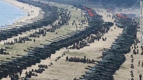The tactics that make North Korea's artillery so annoying