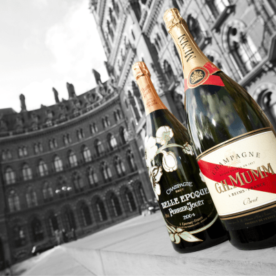 Perrier-Jouët and G.H. Mumm Champagnes  – Second Champagne Assembly