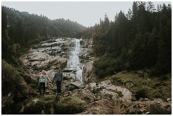 Grawa Wasserfall Stubai