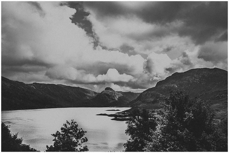 , A Scottish Road Trip