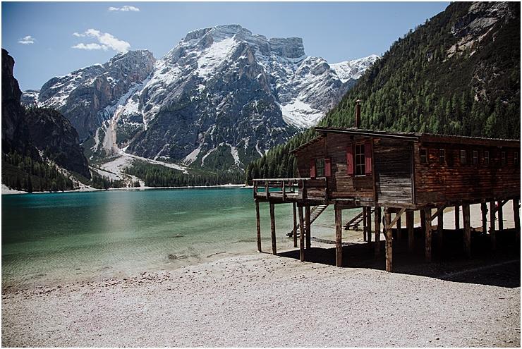Dolomites Lake