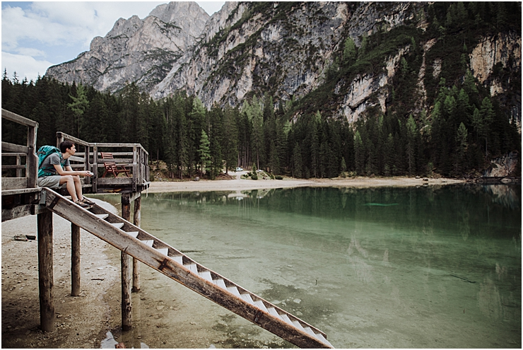 , Lago Di Braies – The Dolomites