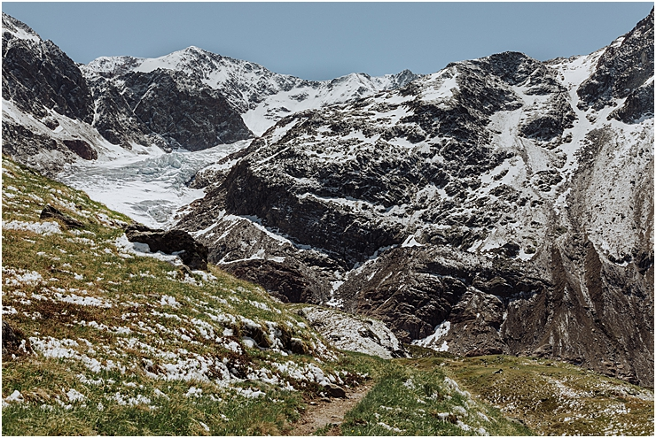, Hiking To Austria's 2nd Largest Glacier