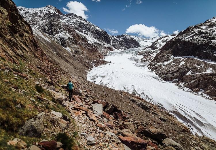 Austria Glacier Hike