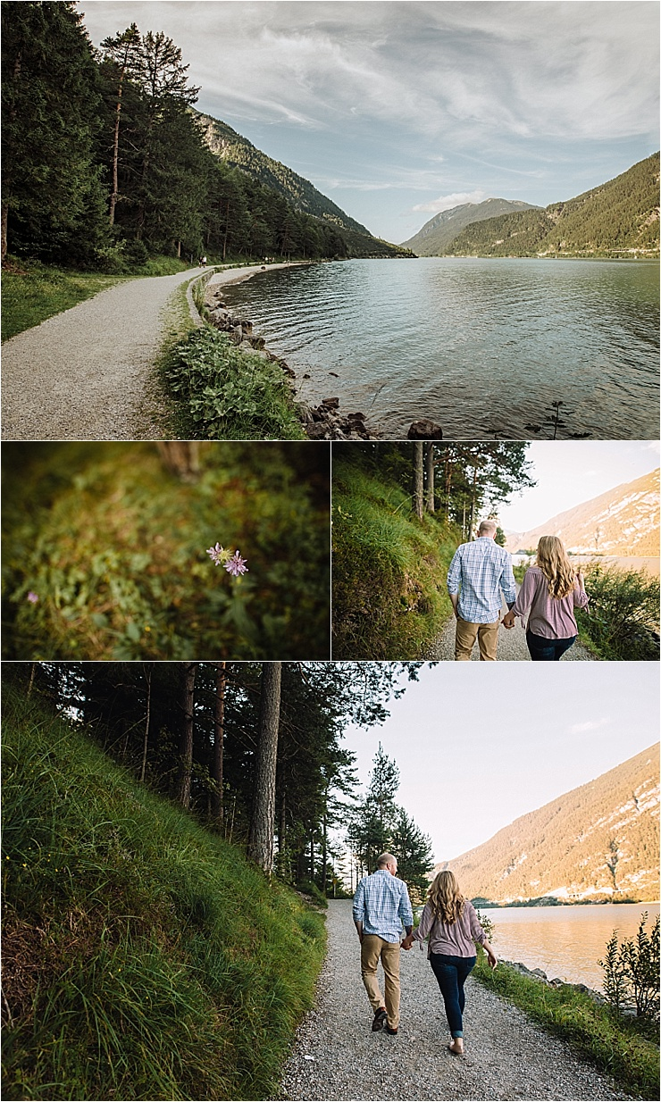 Walking around the Achensee by Wild Connections Photography