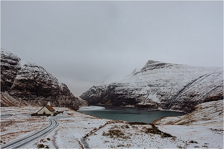 The village of Saksun in the Faroe Islands by We Are The Wanderers