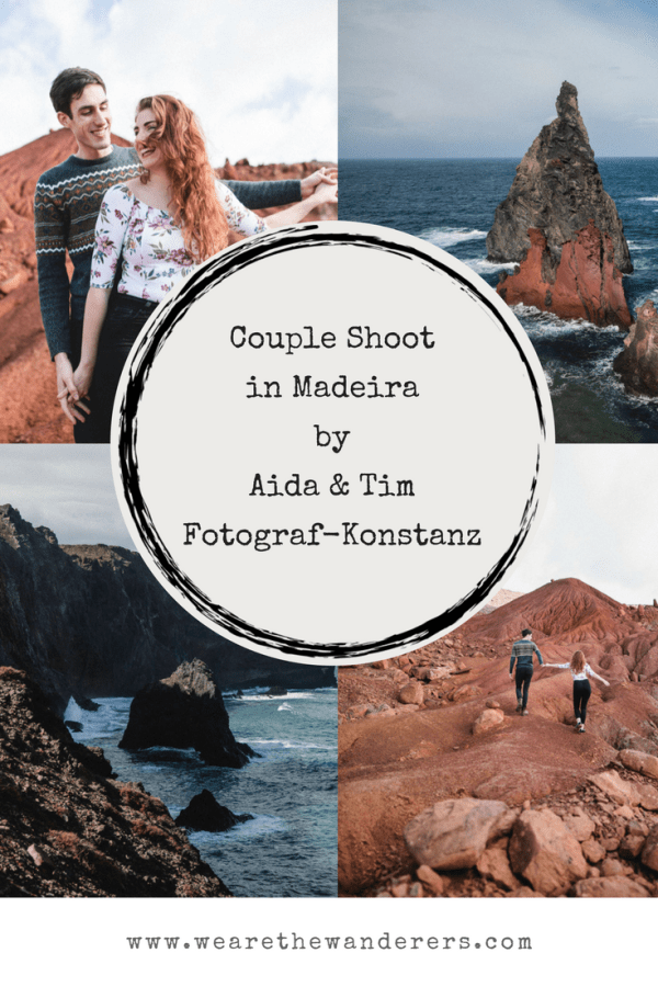 Couple Shoot In Madeira by Aida & Tim on We Are The Wanderers Adventure Wedding Blog Post