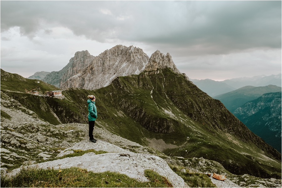 The Innsbrucker Hütte on the Stubai High Trail, one of Europe's best multi-day hikes. Image by Wild Connections Photography