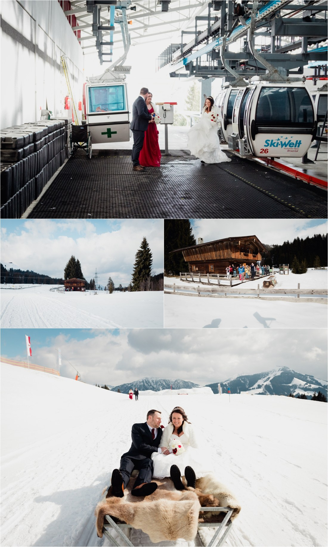 A wedding on a mountain in Brixen Austria by Wild Connections Photography