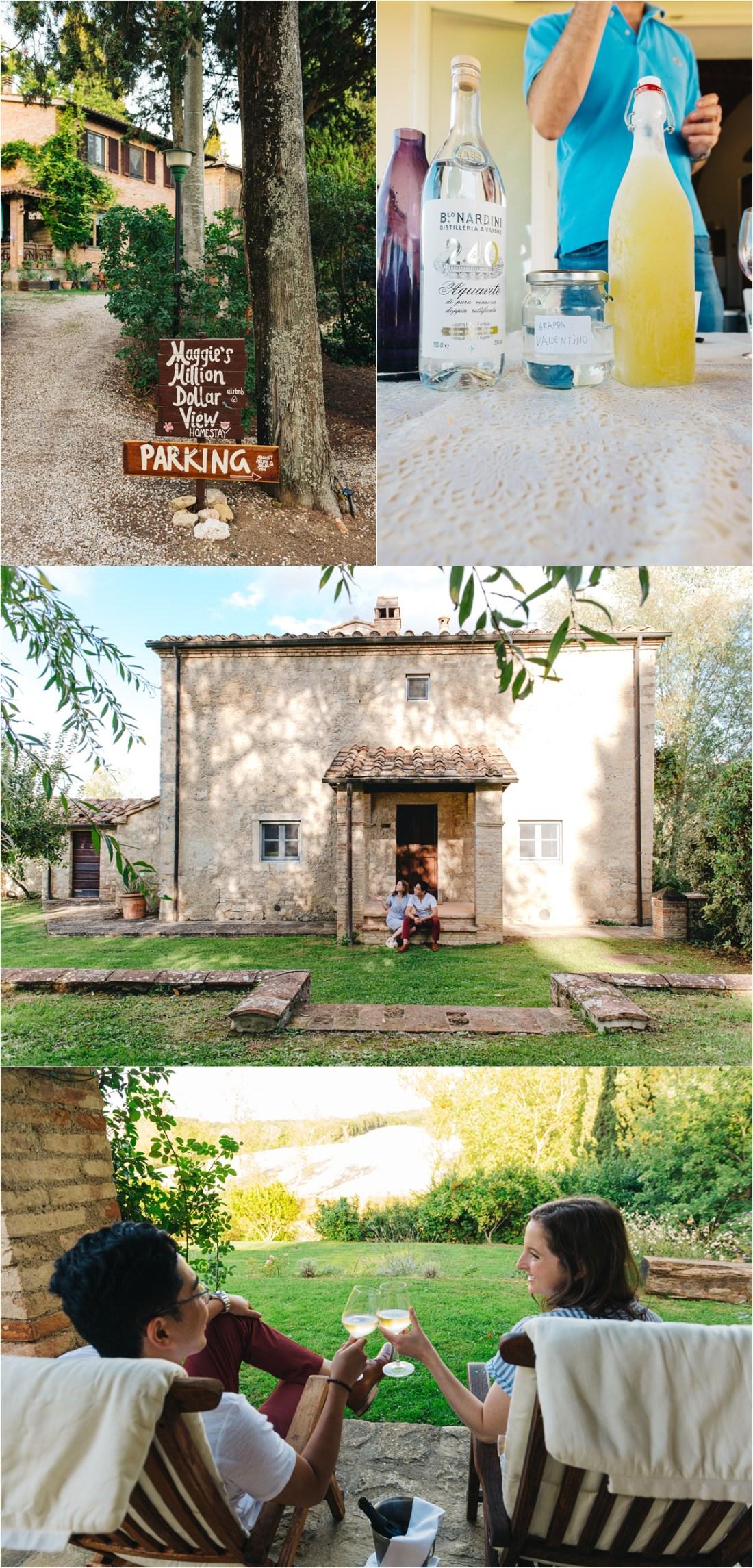 A wedding villa in Tuscany by Roy Son Photo