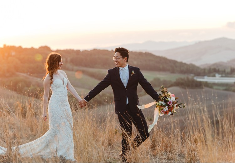A Tuscany Elopement