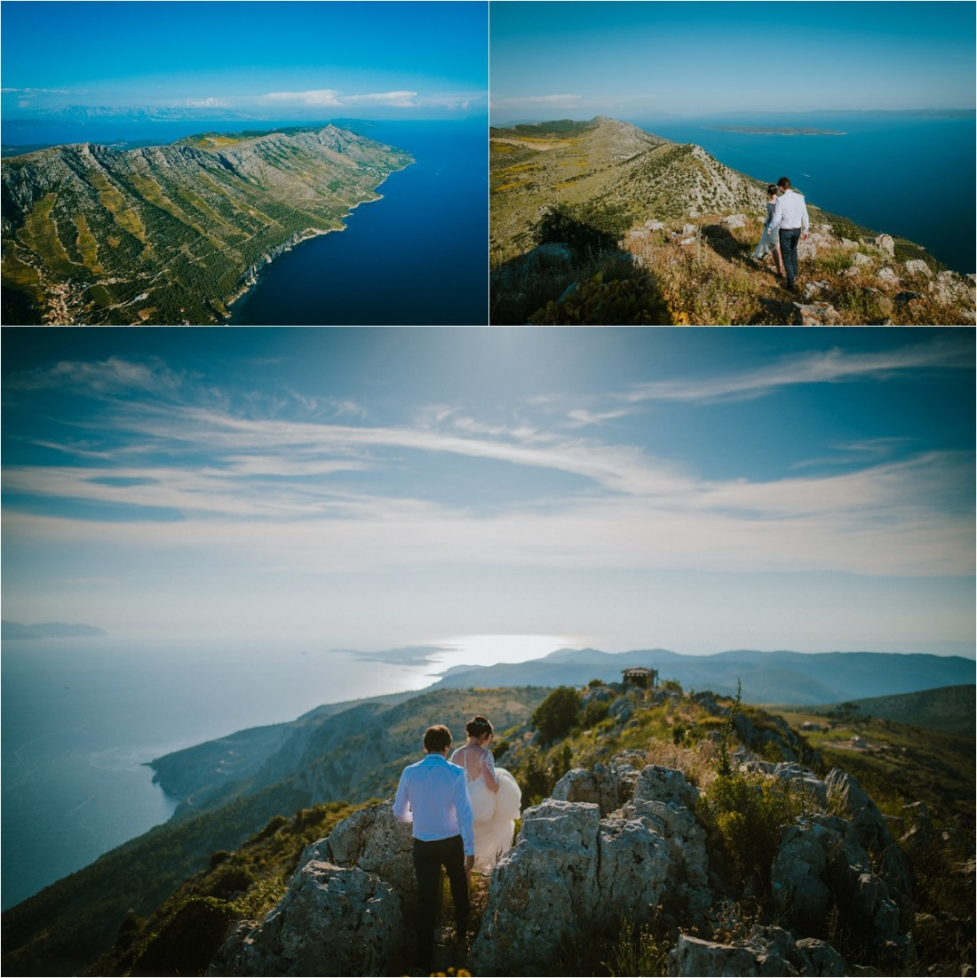 Elopement Croatia, A Summer Mountain Elopement In Croatia
