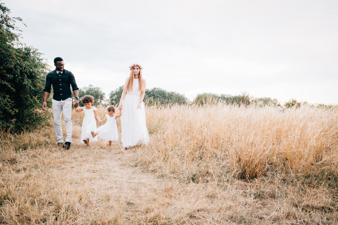 Eloping with kids