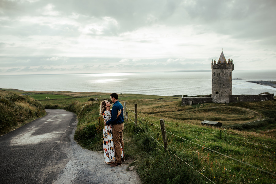 Vow Renewal Doonagore Castle